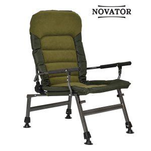 Кресло карповое Novator SR-8