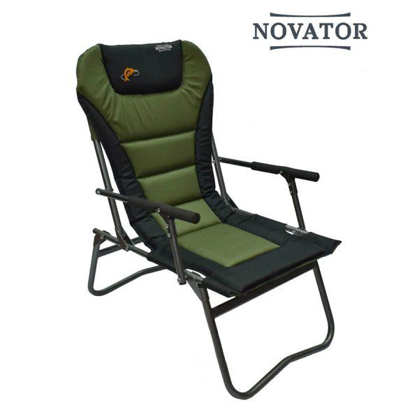 Крісло рибальське Novator SF-4 Comfort