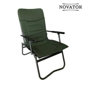 Кресло рыболовное карповое Novator  Vario Basic