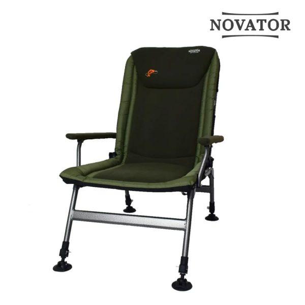Кресло карповое Novator SR-8 Relax-1