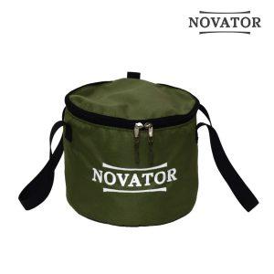 Ведро для прикормки с крышкой Novator VD-2 Новатор
