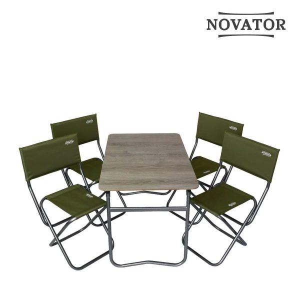 Комплект мебели раскладной Novator Set-5 (100х60)